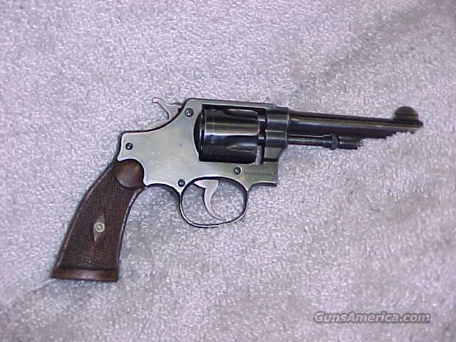 Smith & Wesson, Model: Regulation Police, Cal.38s&w  Guns > Pistols > Smith & Wesson Revolvers > Pre-1945