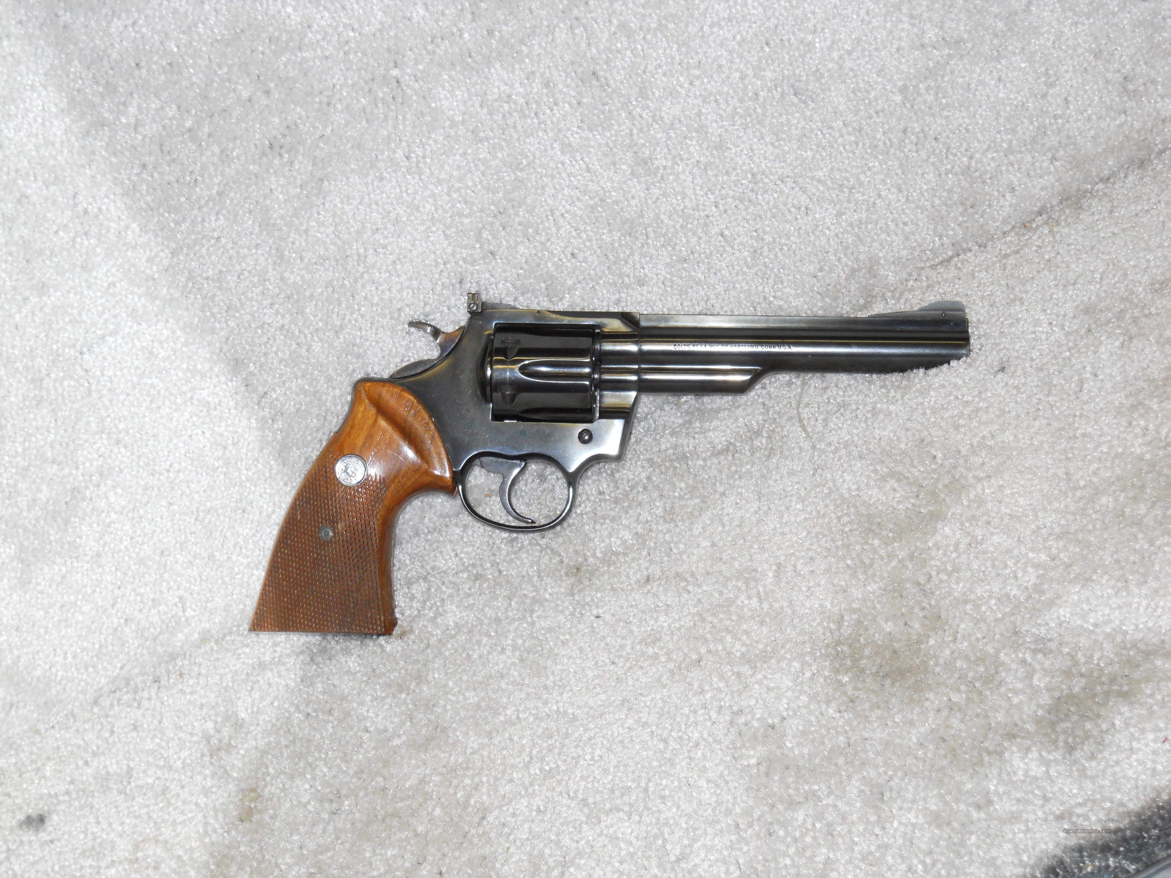 Colt, Trooper MK III, Cal.357 Mag.  Guns > Pistols > Colt Double Action Revolvers- Modern