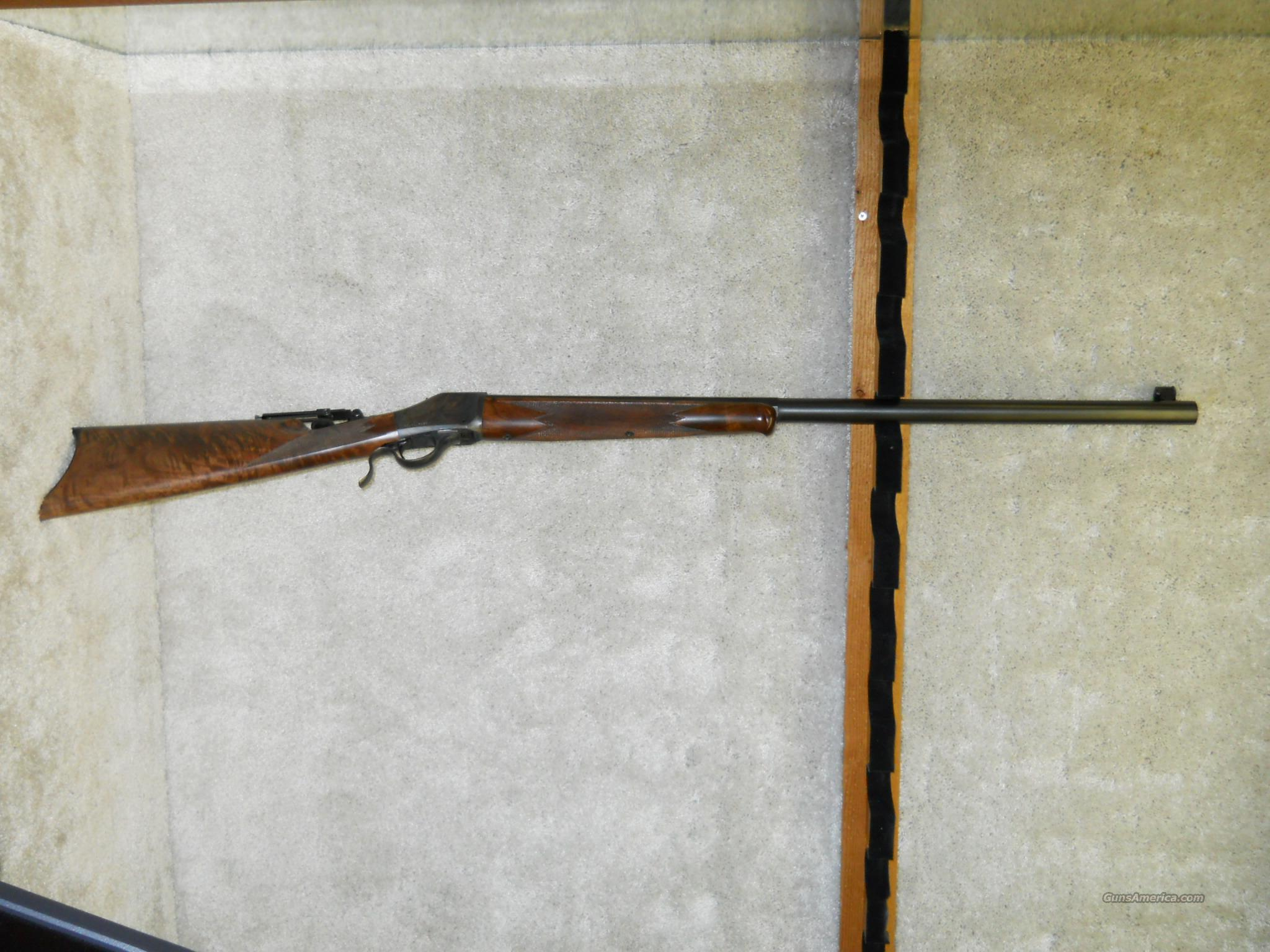 Browning, Model: 1885, Cal.45-70  Guns > Rifles > Browning Rifles > Lever Action