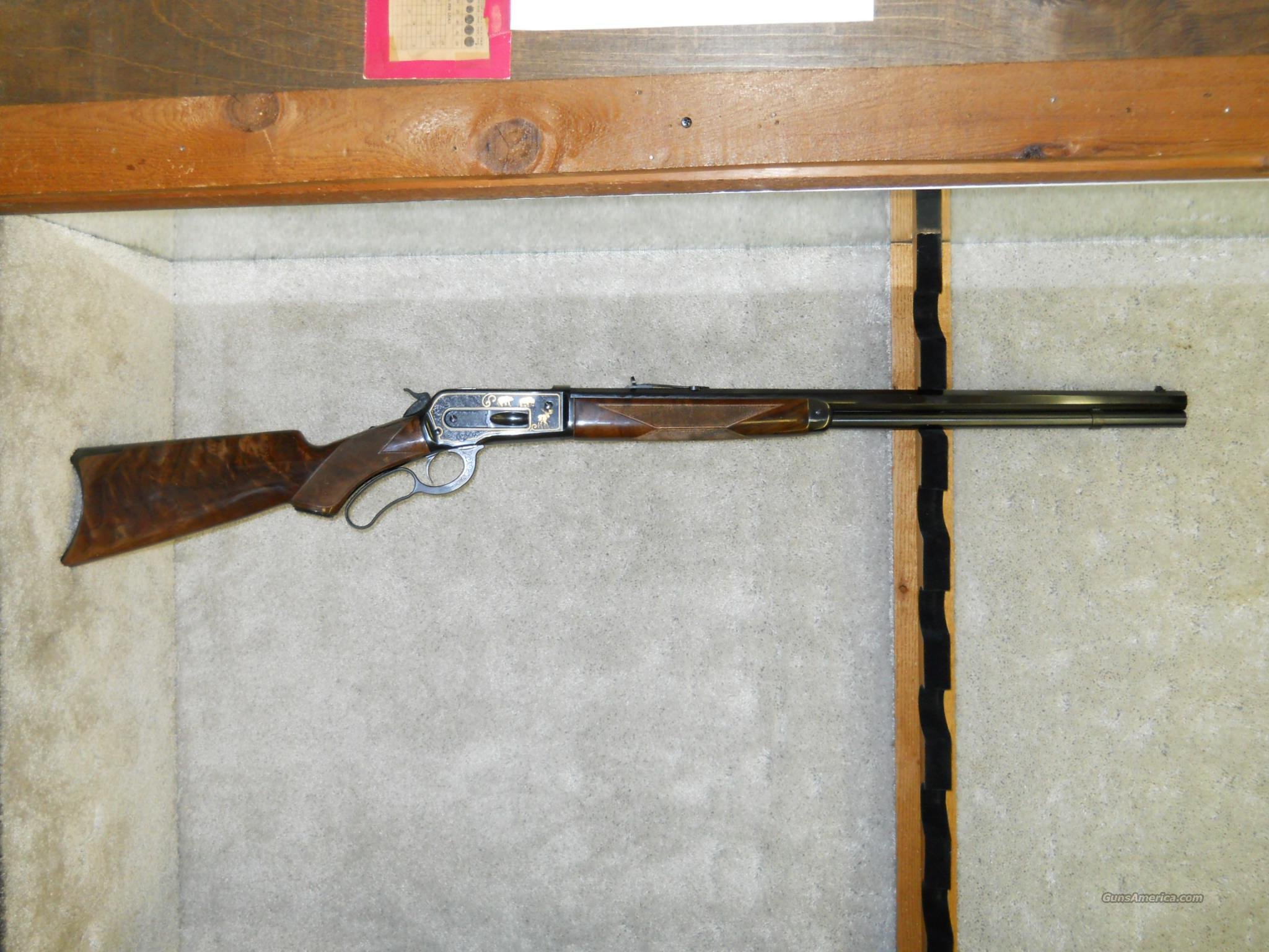 Winchster, Model: 1886, Hi-Grade  Guns > Rifles > Winchester Rifles - Modern Lever > Other Lever > Post-64