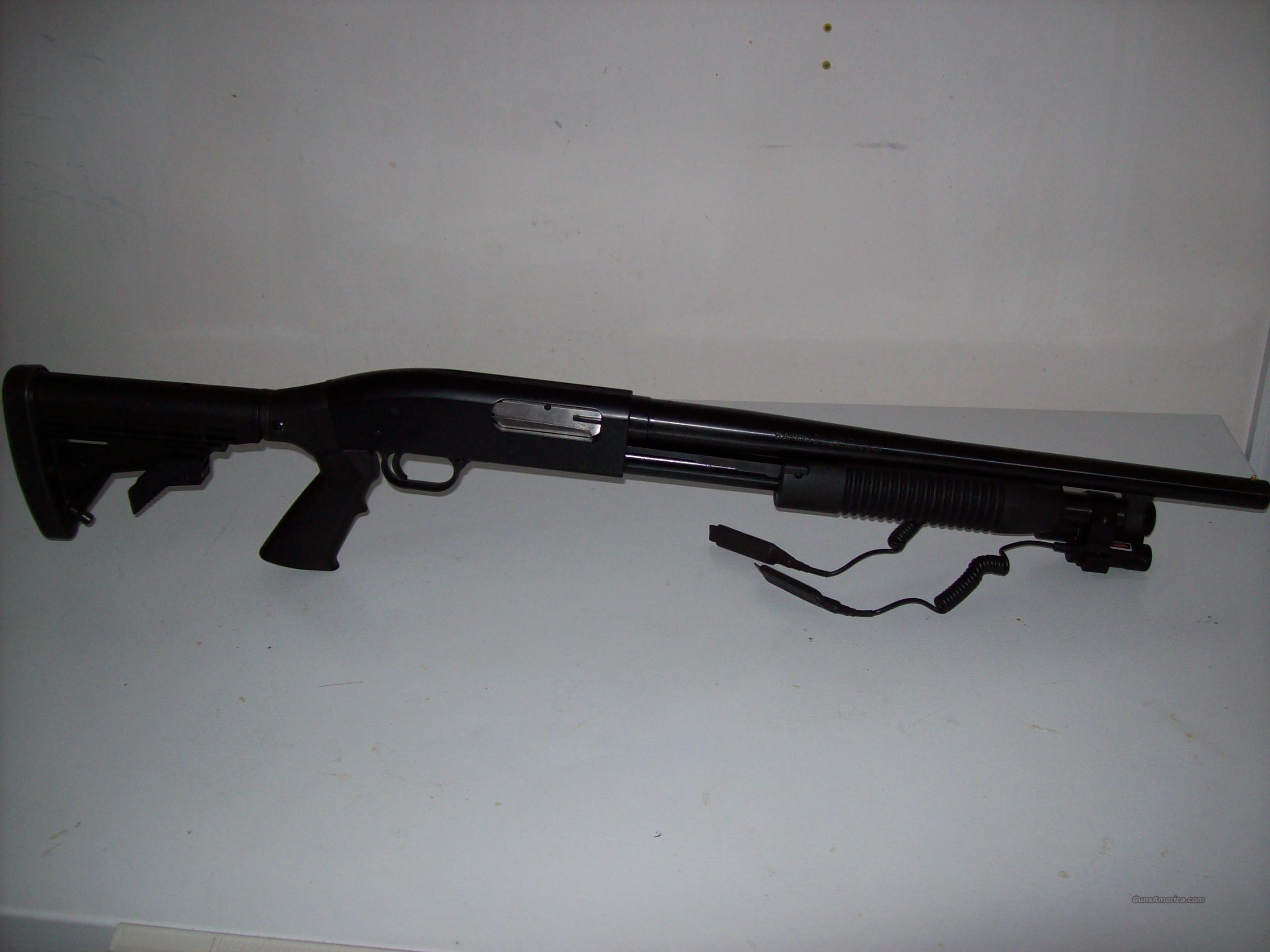 Maverick Tactical Home Defense 12 ga Shotgun for sale ...