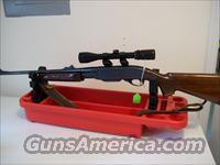 Remington 7600 Pump .270 Caliber  Guns > Rifles > R Misc Rifles
