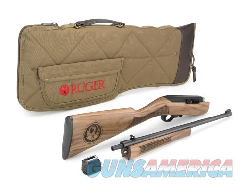 Ruger 10/22-TD-CVI Take-Down Deluxe Walnut 11187  Guns > Rifles > Ruger Rifles > 10-22
