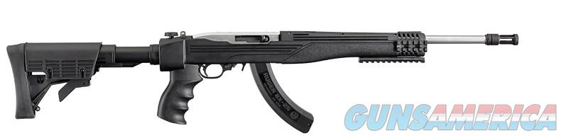 Ruger 10/22 Tactical Stainless .22 LR 01296  Guns > Rifles > Ruger Rifles > 10-22