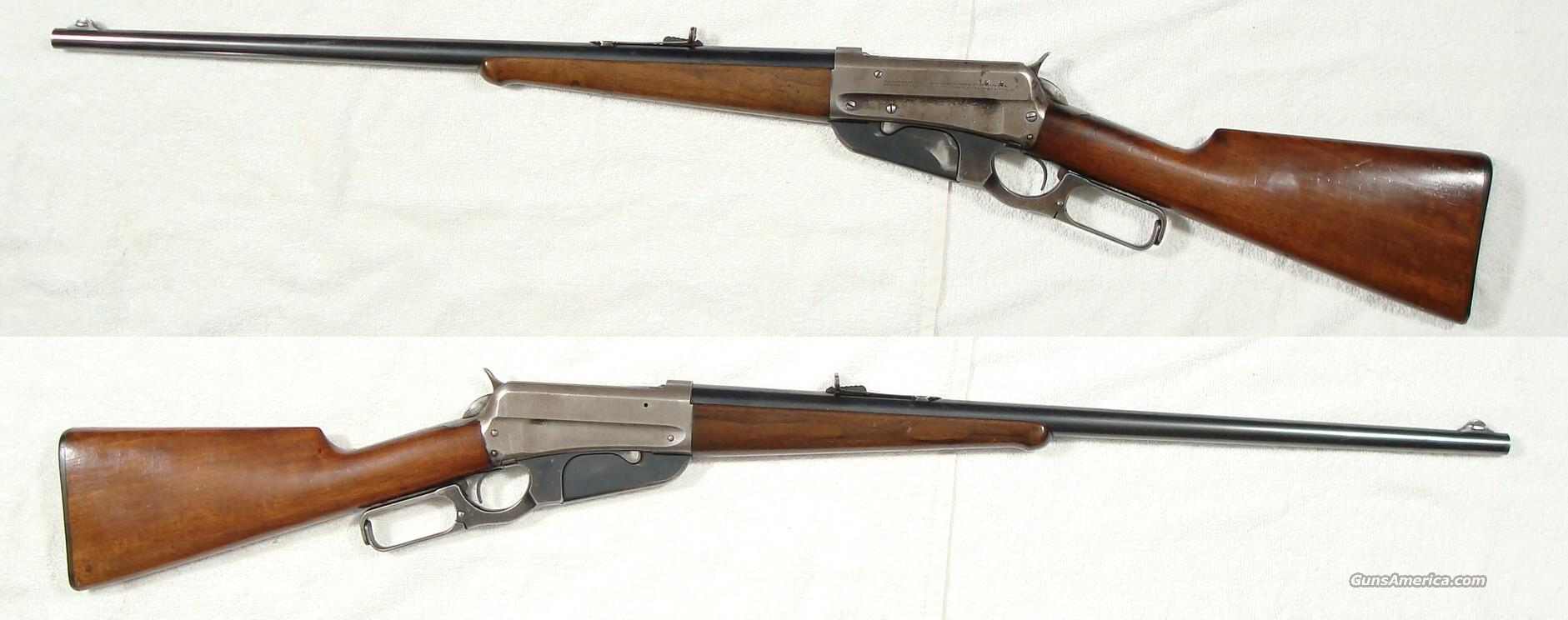 Winchester 1895 .405 Win. Made 1915  Guns > Rifles > Winchester Rifles - Modern Lever > Other Lever > Pre-64