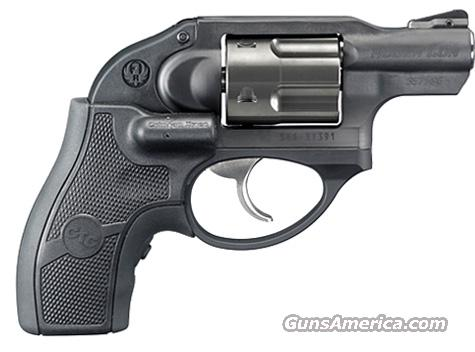 Ruger KLCR-LG .357 Magnum, W/ Lasergrips, NEW!  Guns > Pistols > Ruger Double Action Revolver > LCR