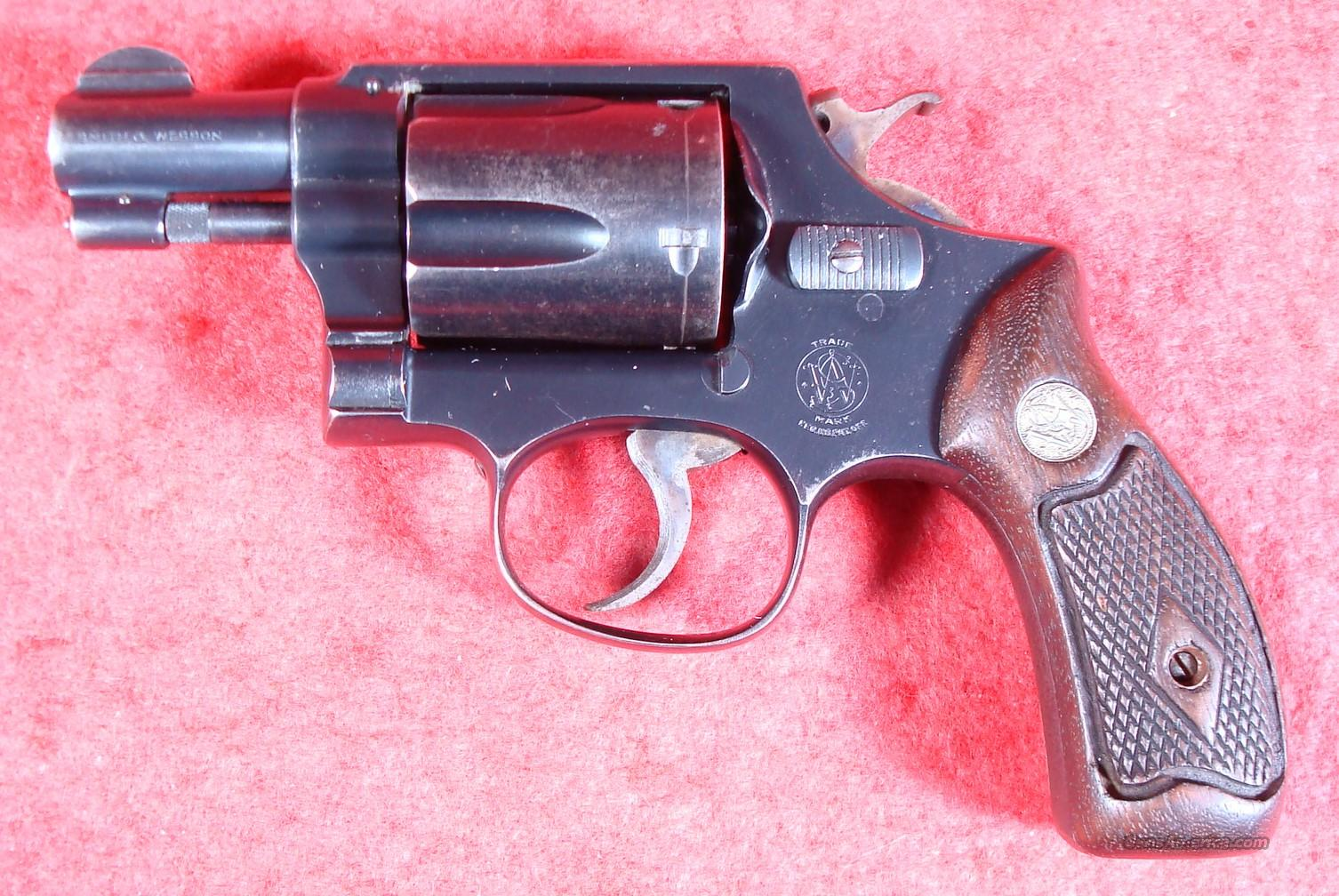 S&W Chief's Special Flat-Latch, Early Small Trigger Guard!  Guns > Pistols > Smith & Wesson Revolvers > Pocket Pistols