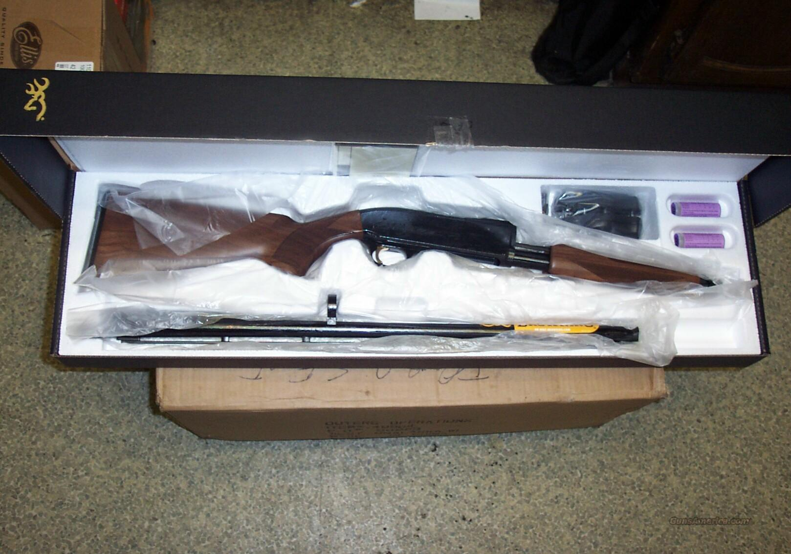 BROWNING BPS HUNTER 98 - NIB  Guns > Shotguns > Browning Shotguns > Pump Action > Hunting