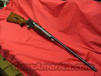 Winchester Model 63 22 lr.  Guns > Rifles > Winchester Rifles - Modern Bolt/Auto/Single > Autoloaders