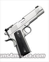 Kimber Stainless Target II 38 Super  1911 Pistol Copies (non-Colt)