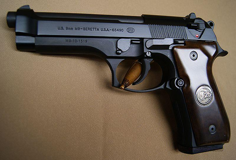 Beretta M9 25year Anniversary Edition  Guns > Pistols > Beretta Pistols > Model 92 Series