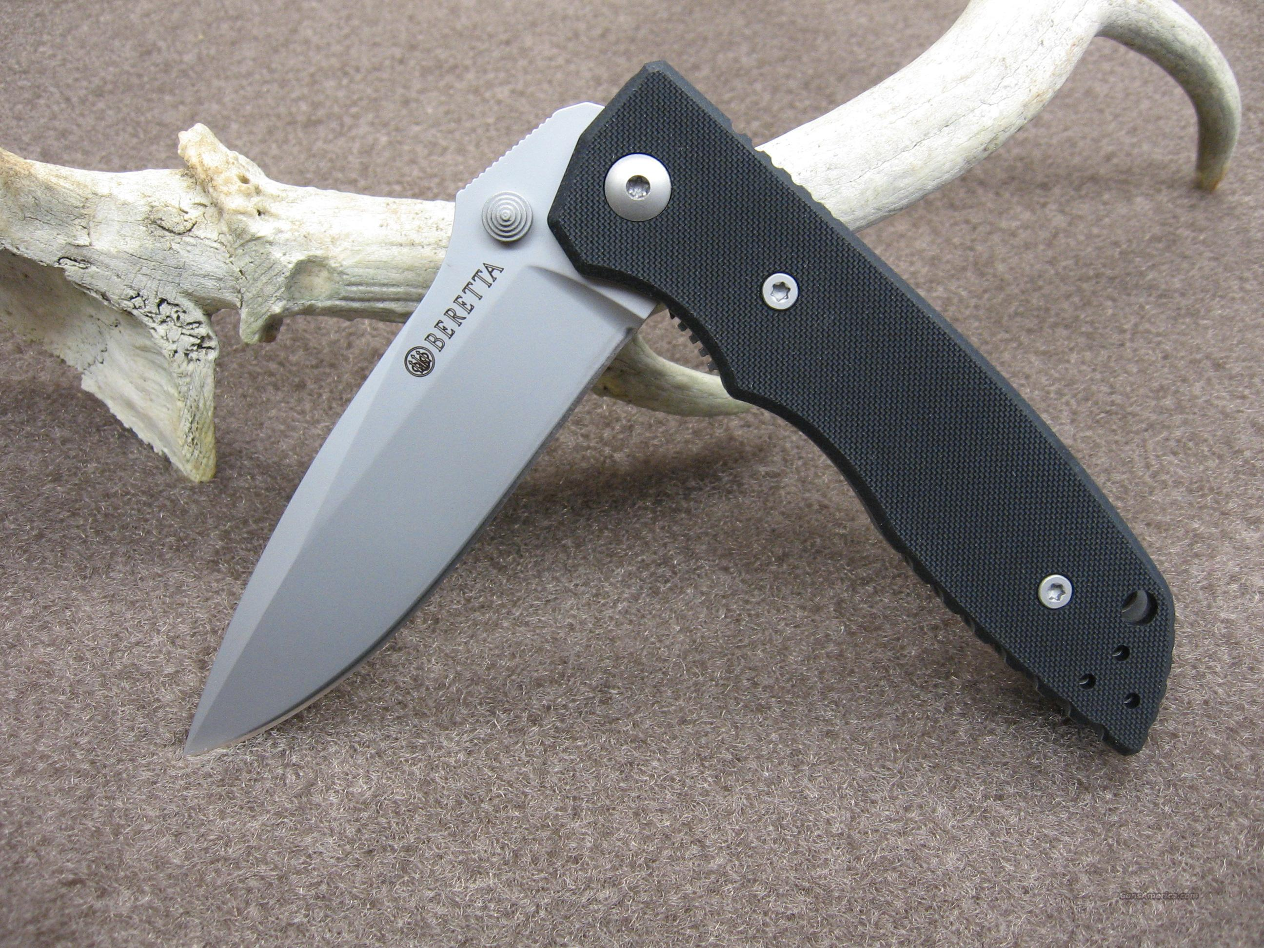 Beretta Harsey Tactical FLD 3.25  Non-Guns > Knives/Swords > Knives > Folding Blade > Imported