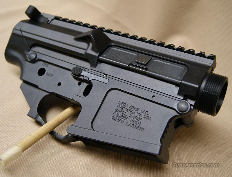 Mega Arms MATEN ambi M308-0904-HA  Guns > Rifles > AR-15 Rifles - Small Manufacturers > Lower Only