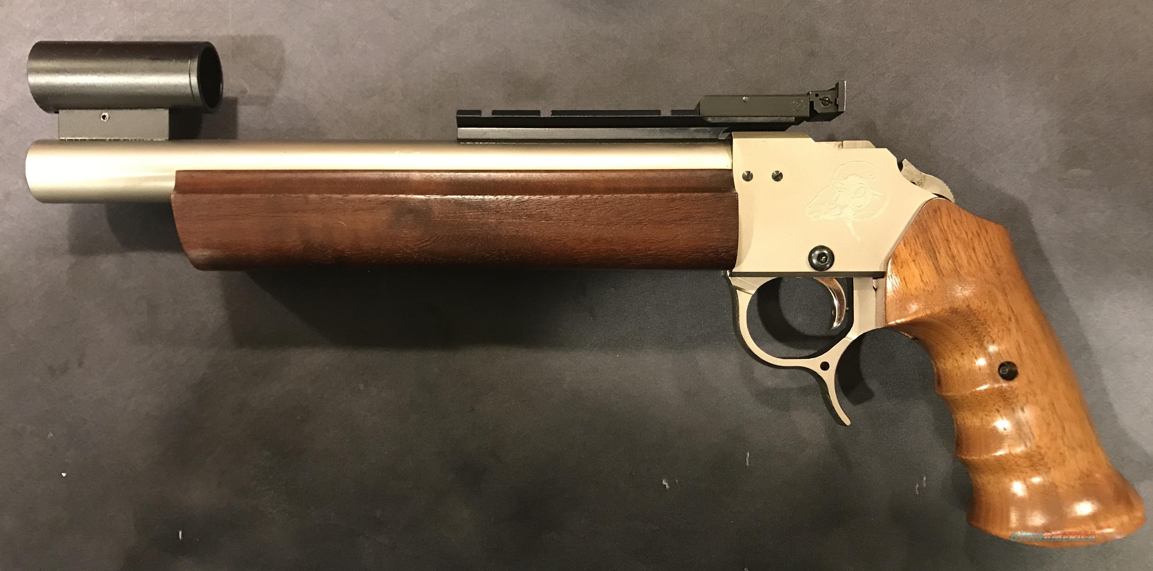 E. Arthur Brown BF Falling Block Custom 6.5MM US  Guns > Pistols > E Misc Pistols