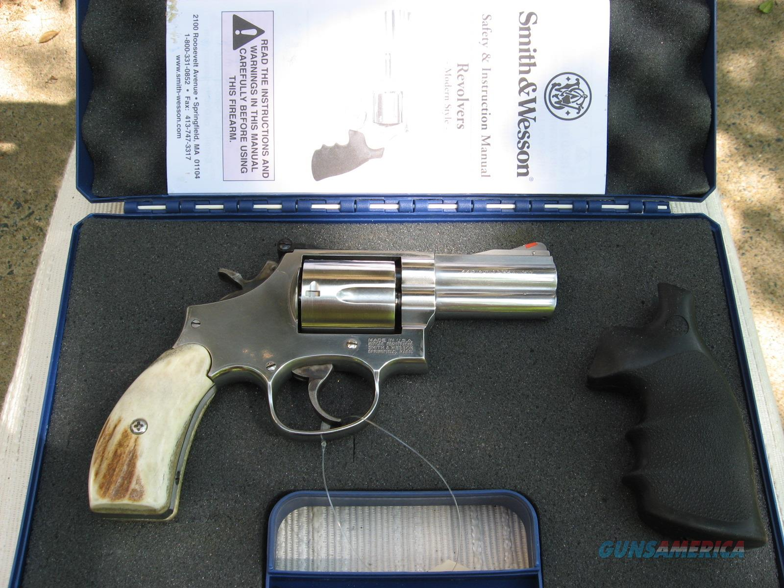 S&W 696 Original Model, .44 Special Revolver  Guns > Pistols > Smith & Wesson Revolvers > Med. Frame ( K/L )