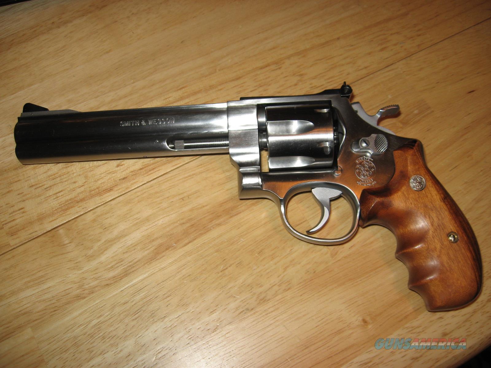 "S&W model 610 No Dash, 6 1/2"" Revolver  Guns > Pistols > Smith & Wesson Revolvers > Full Frame Revolver"