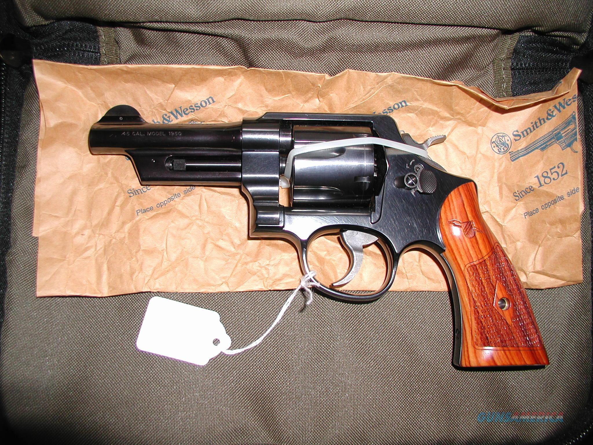 S Amp W Model 22 Thunder Ranch 45acp For Sale