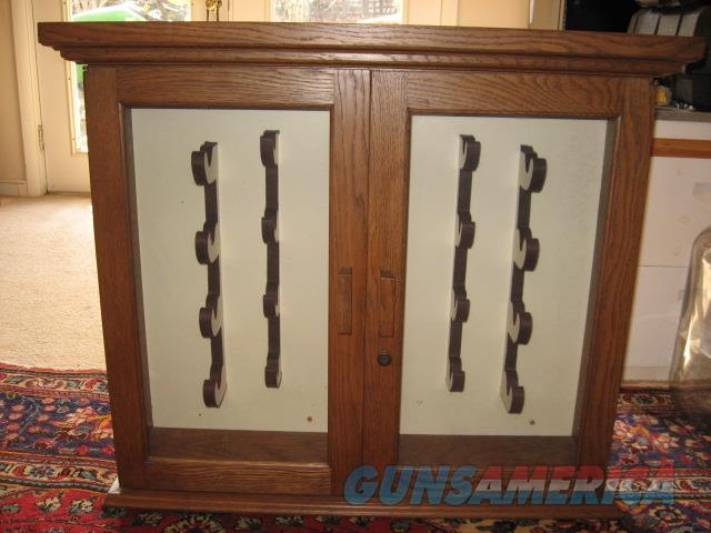 Colt's 2nd Gen Black Powder Collection Display Case, Walnut  Guns > Pistols > Colt Percussion Revolver - Modern