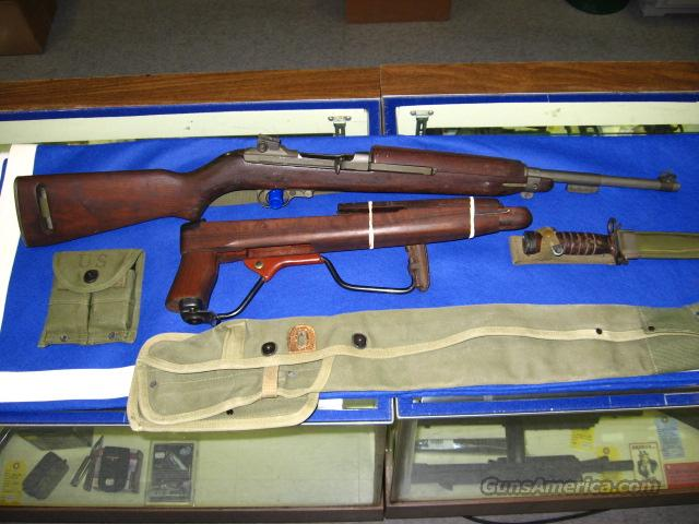 Inland M1 Carbine, Loaded!  Guns > Rifles > Military Misc. Rifles US > M1 Carbine