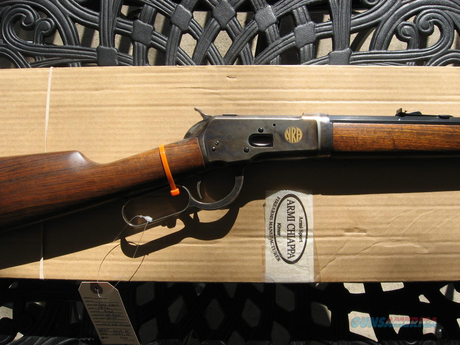 NRA Ltd Edition 1892 Take-Down Rifle, .45 Colt  Guns > Rifles > Winchester Rifles - Modern Lever > Other Lever > Post-64