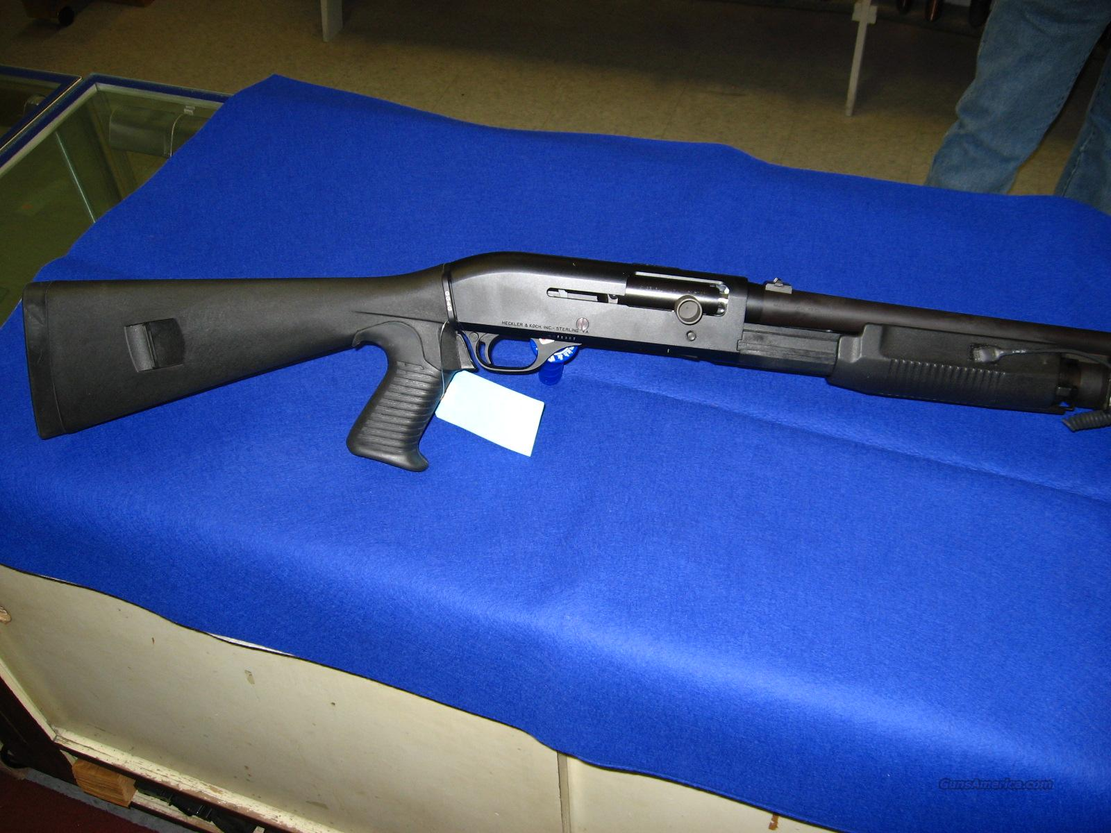 HK/Benelli M3 Super 90 Shotgun  Guns > Shotguns > Benelli Shotguns > Tactical