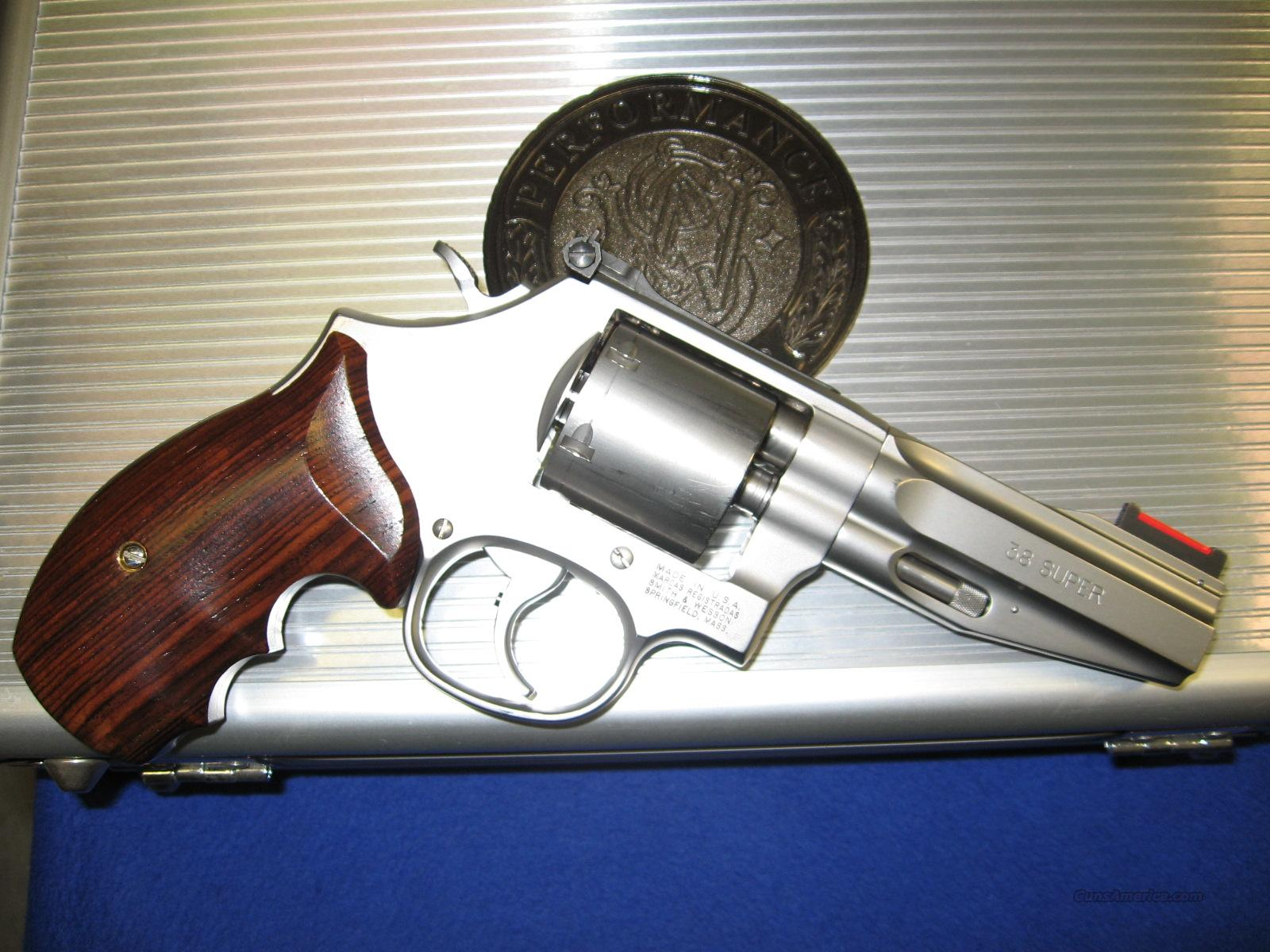 S&W Performance Center 686-7 .38 Super  Guns > Pistols > Smith & Wesson Revolvers > Performance Center