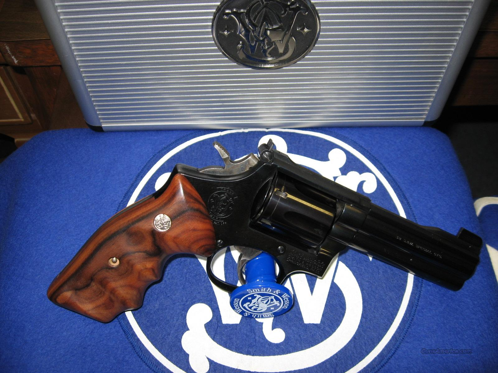 S&W Performance Center Match  Guns > Pistols > Smith & Wesson Revolvers > Performance Center