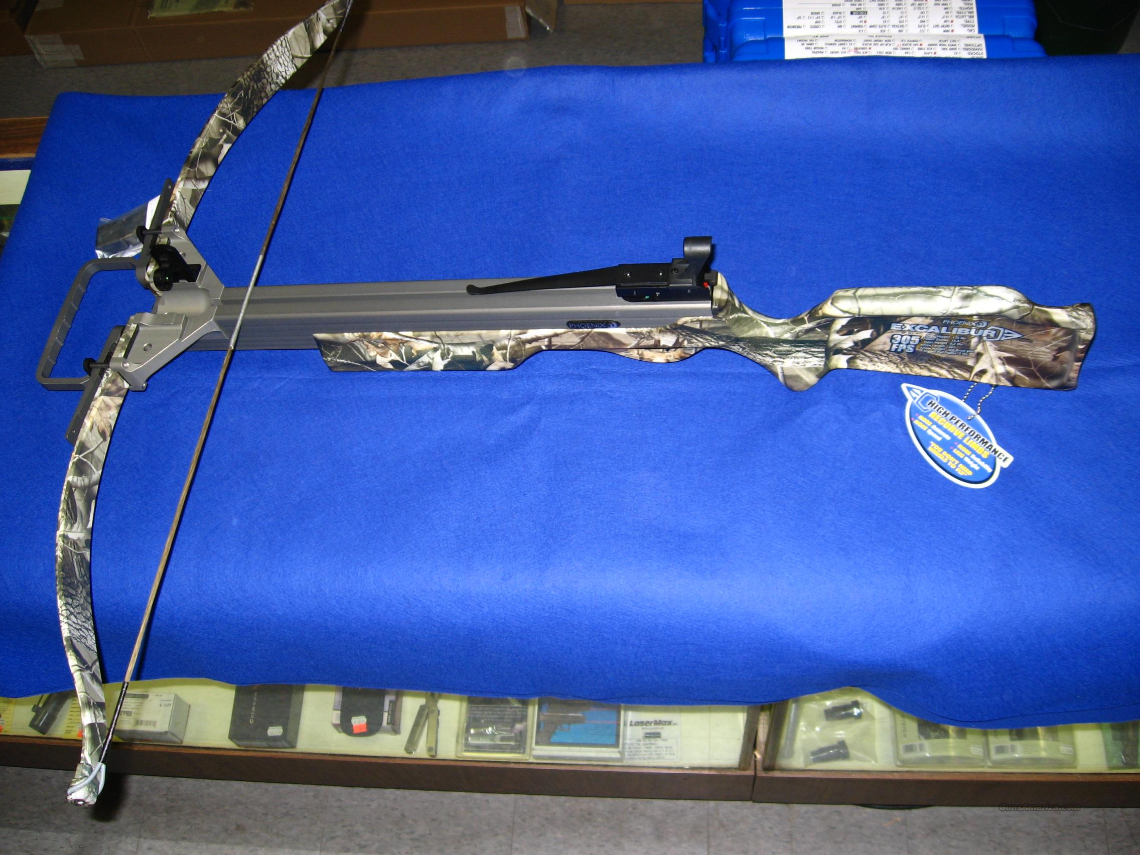 Excalibur Phoenix Recurve Crossbow For Sale