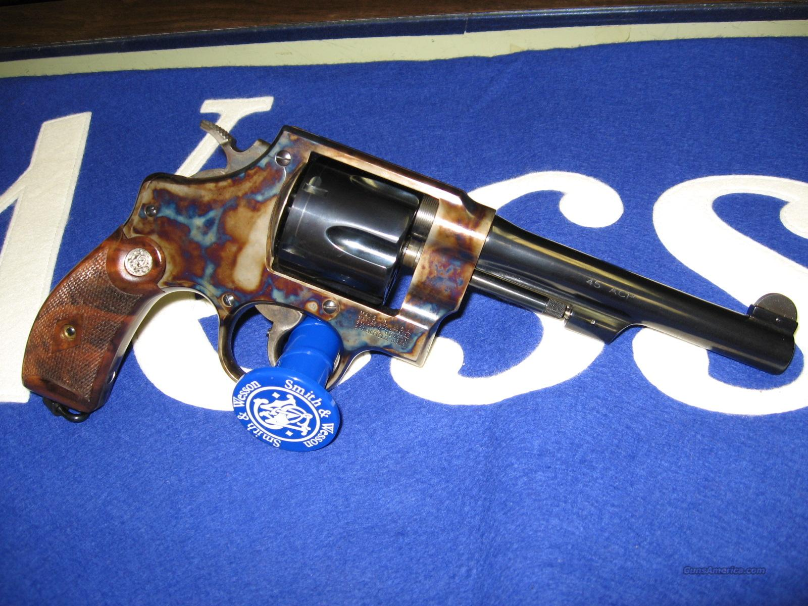 S&W 25-12 Heritage Edition  Guns > Pistols > Smith & Wesson Revolvers > Full Frame Revolver