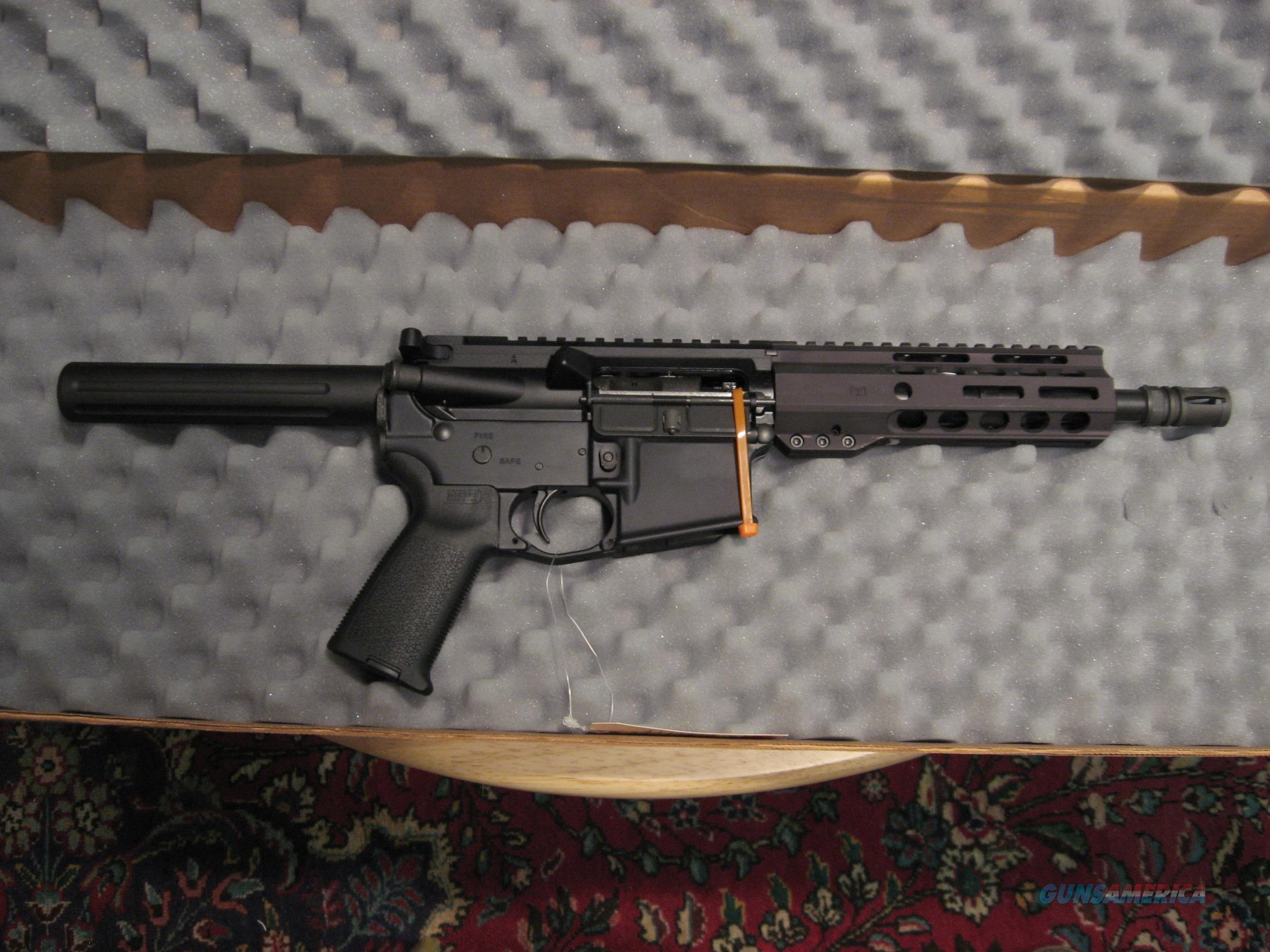"Palmetto State Armory PA-15 8.5"" .300 AAC MOE Pistol  Guns > Rifles > AR-15 Rifles - Small Manufacturers > Complete Rifle"