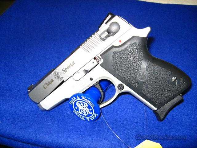 Chiefs Special 9mm  Guns > Pistols > Smith & Wesson Pistols - Autos > Alloy Frame