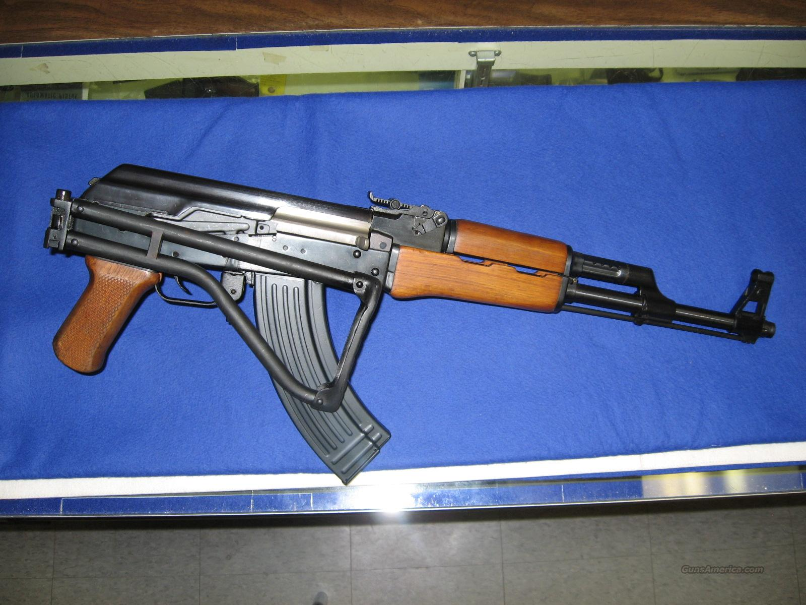 Polytech AKS-762 Folder  Guns > Rifles > AK-47 Rifles (and copies) > Folding Stock
