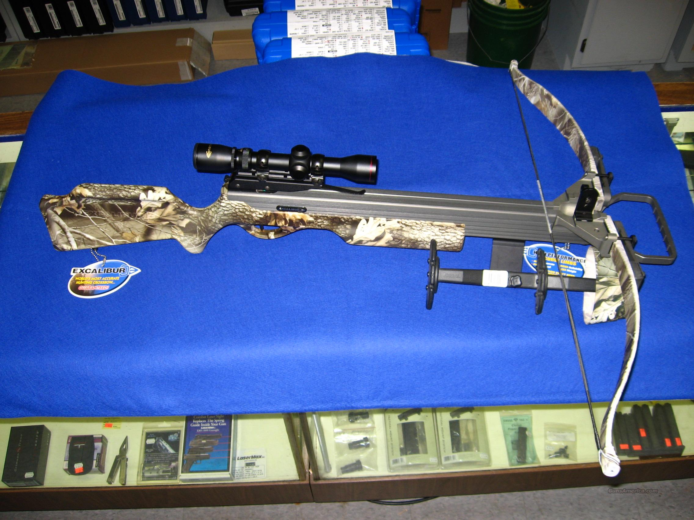 Excalibur ExoMax LOADED Crossbow  Non-Guns > Archery > Bows > Crossbows