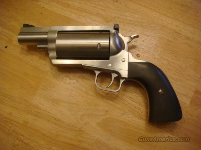 "CUSTOM BFR 500 SMITH STAINLESS SA ""SHERIFF"" .500   Guns > Pistols > Magnum Research Pistols"
