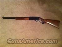 Winchester 255  Guns > Rifles > Winchester Rifles - Modern Lever > Other Lever > Pre-64