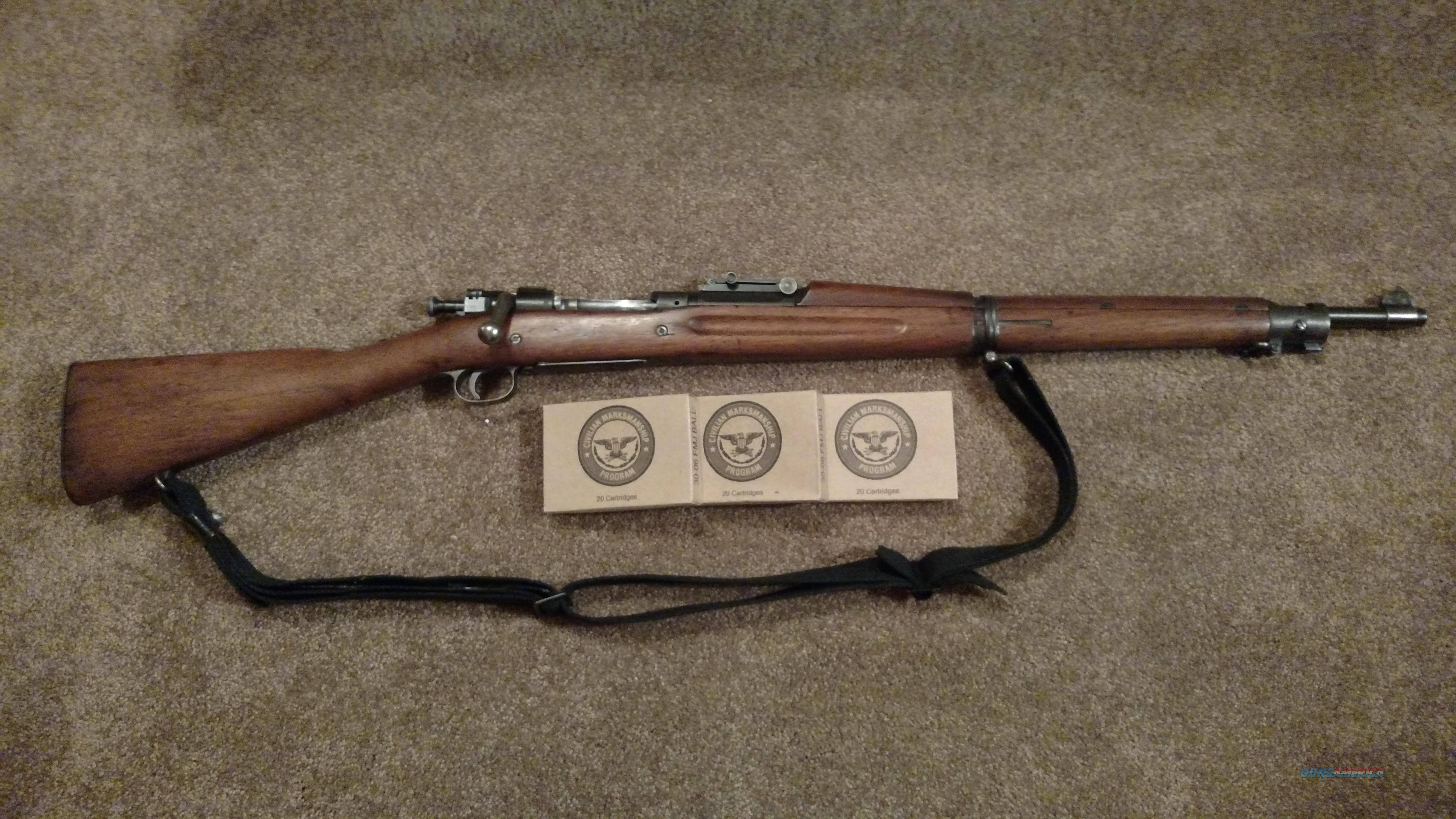 Springfiled M1903  Guns > Rifles > Military Misc. Rifles US > 1903 Springfield/Variants