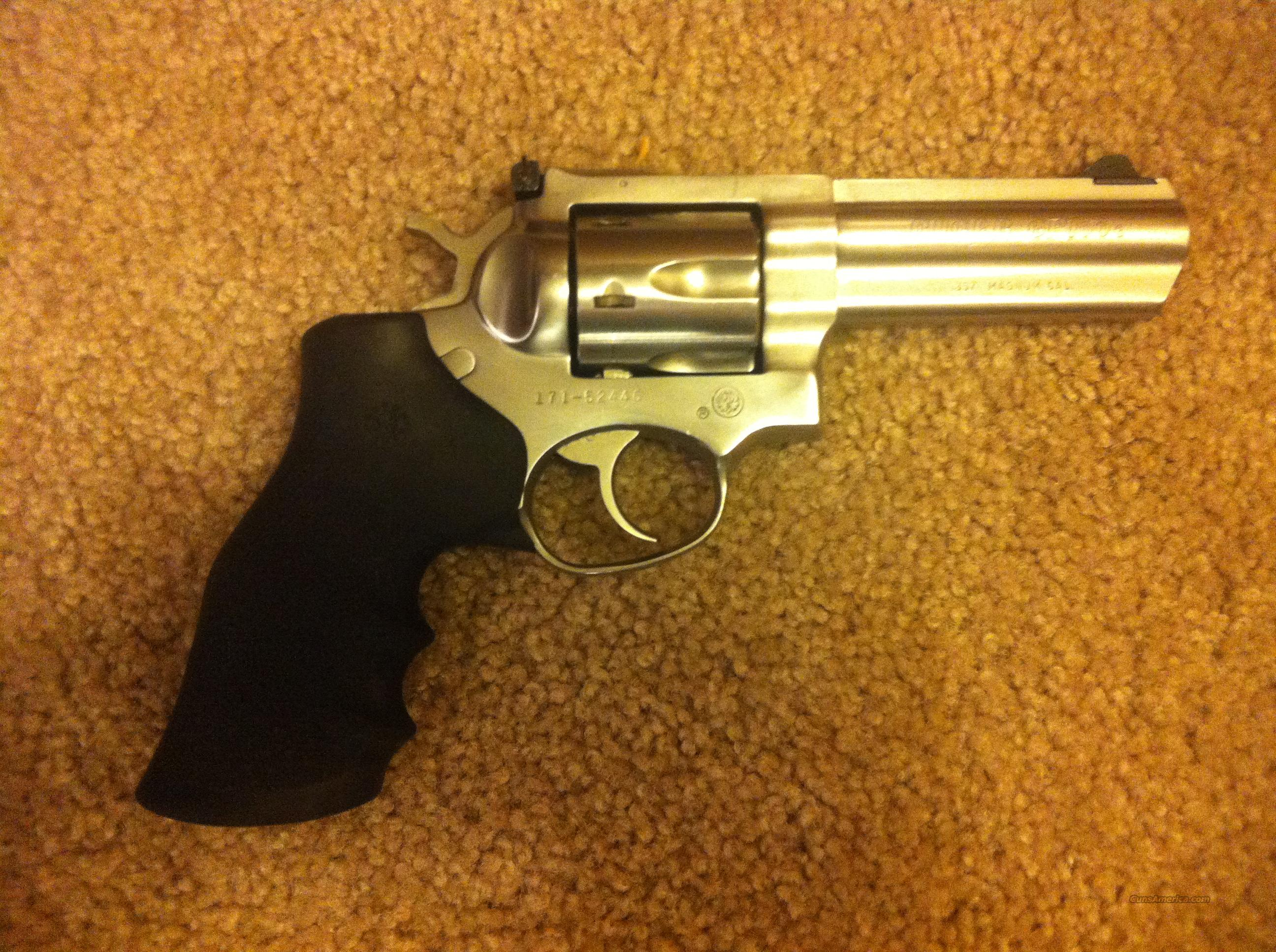 GP100  Guns > Pistols > Ruger Double Action Revolver > Redhawk Type