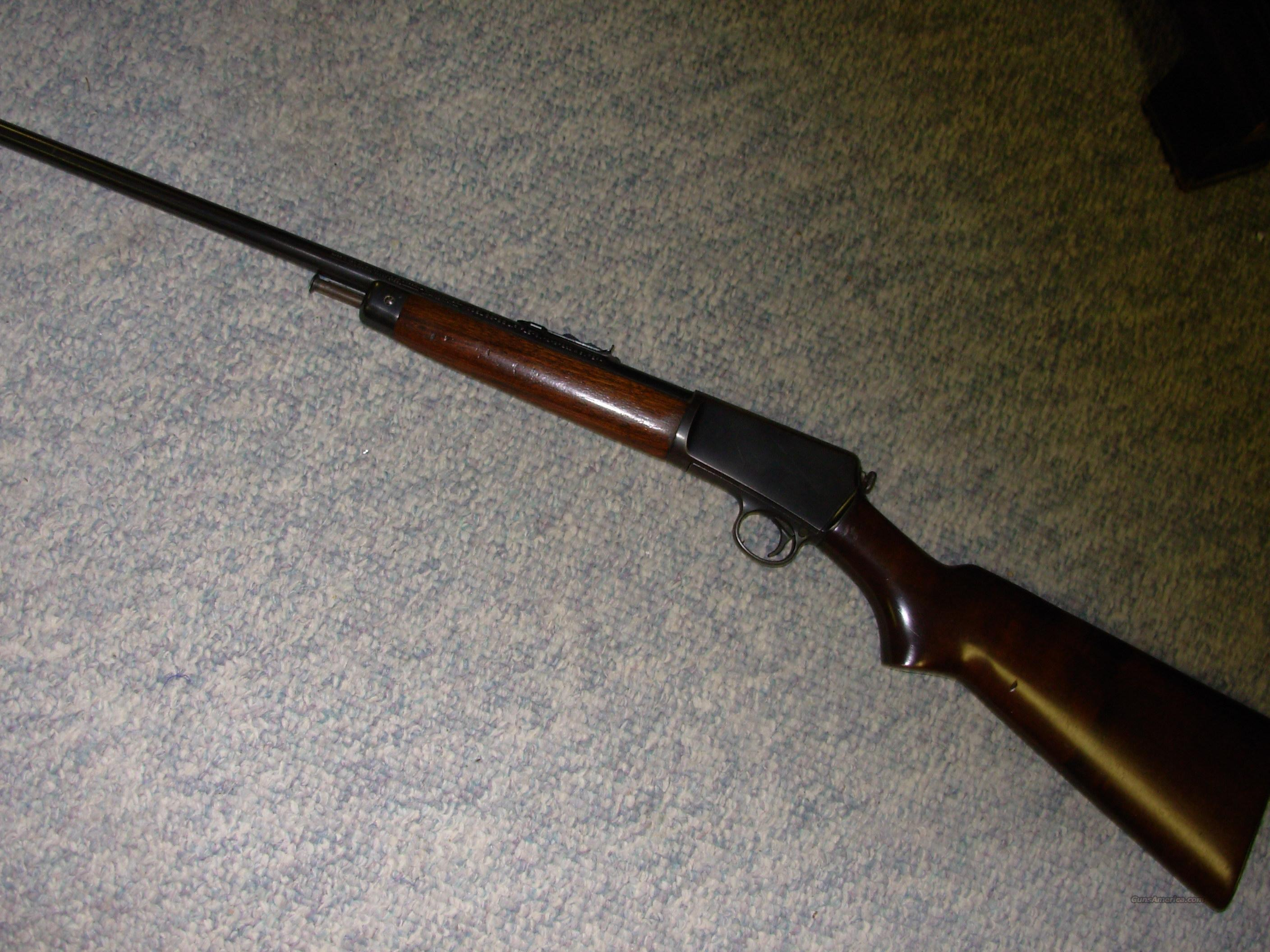 WINCHESTER MODEL 63, 22LR. SEMI-AUTO RIFLE  Guns > Rifles > Winchester Rifles - Modern Bolt/Auto/Single > Autoloaders