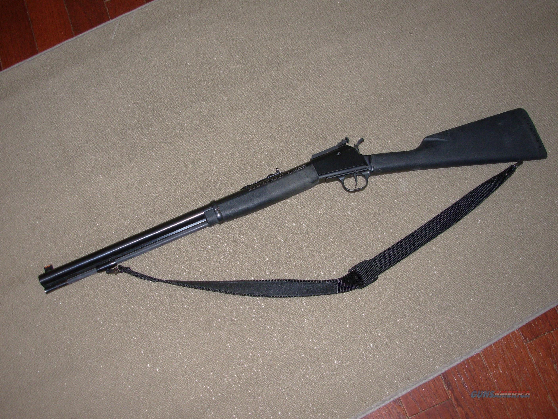 ORIGINAL SCOUT CARBINE MUZZLE LOADER  Guns > Rifles > Thompson Center Muzzleloaders > Inline Style