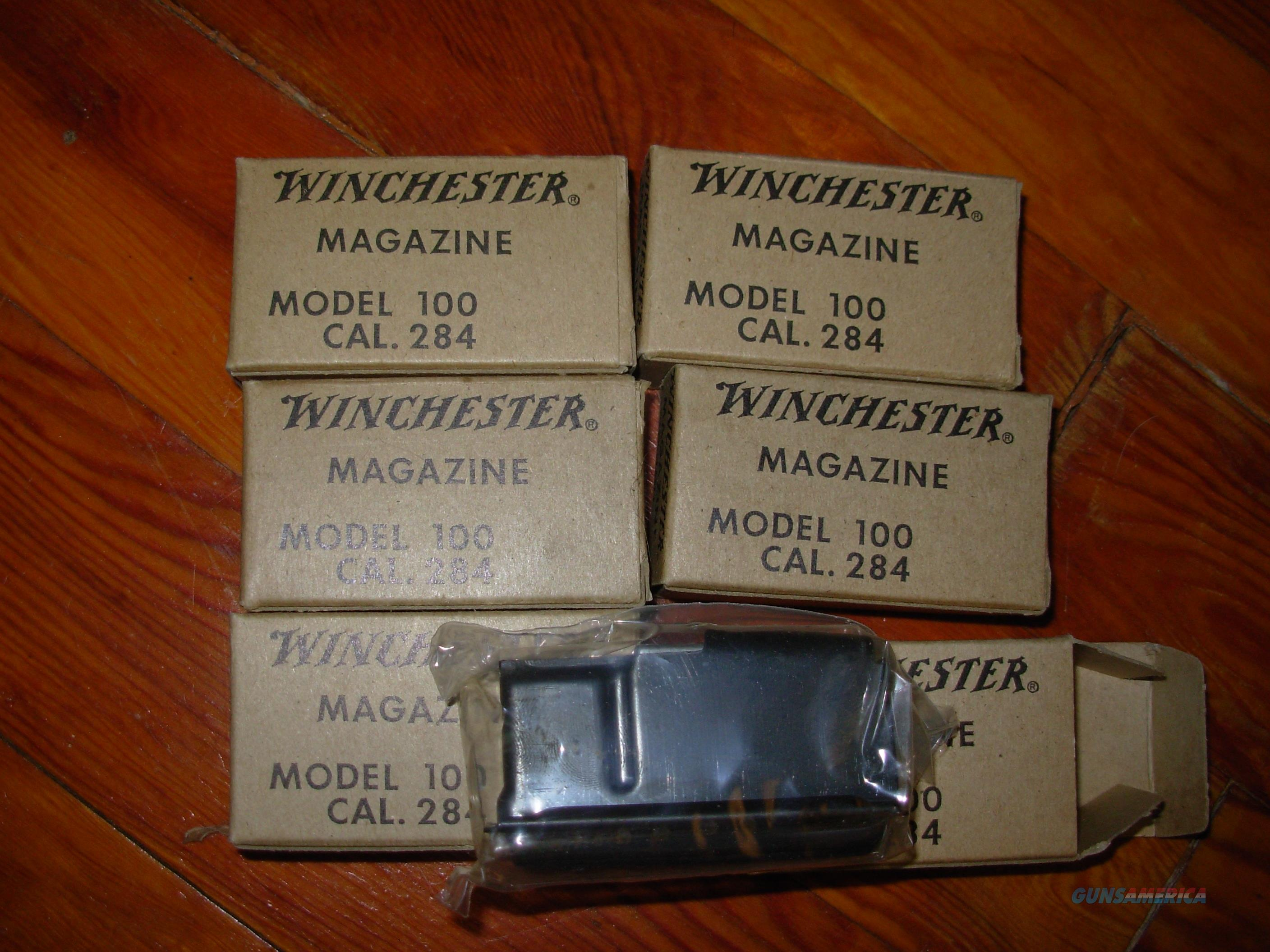 WINCHESTER .284 MAGAZINES FOR MOD, 100 AUTO. & MOD. 88 LEVER  Non-Guns > Magazines & Clips > Rifle Magazines > Other