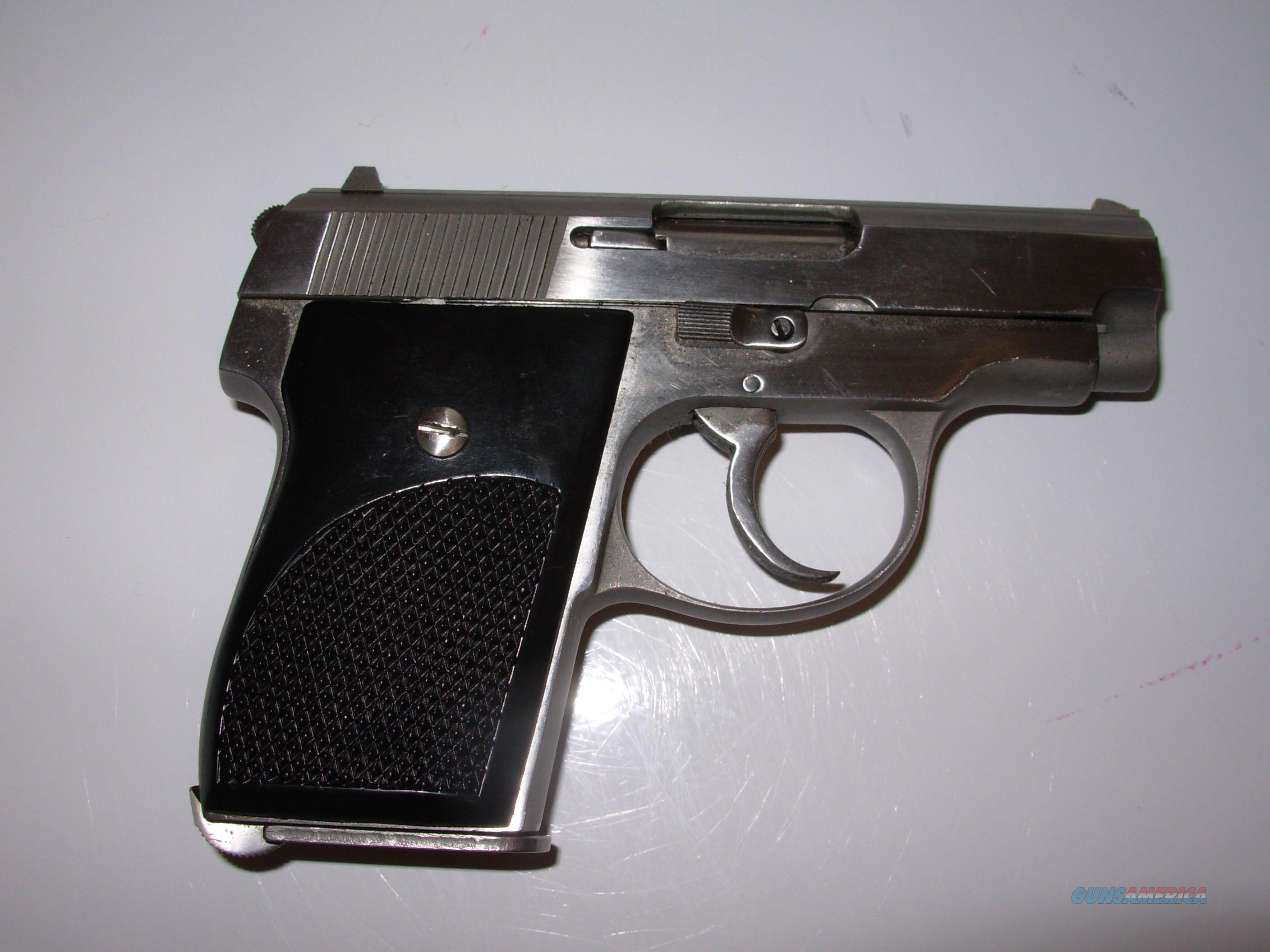 AMERICAN ARMS TP-70  .25cal. DOUBLE ACTION                          Guns > Pistols > Custom Pistols > Other