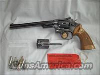 S&W Model 53 .22 Centerfire Magnum JET With Fitted .22 Long Cylinder  Smith & Wesson Revolvers > Full Frame Revolver