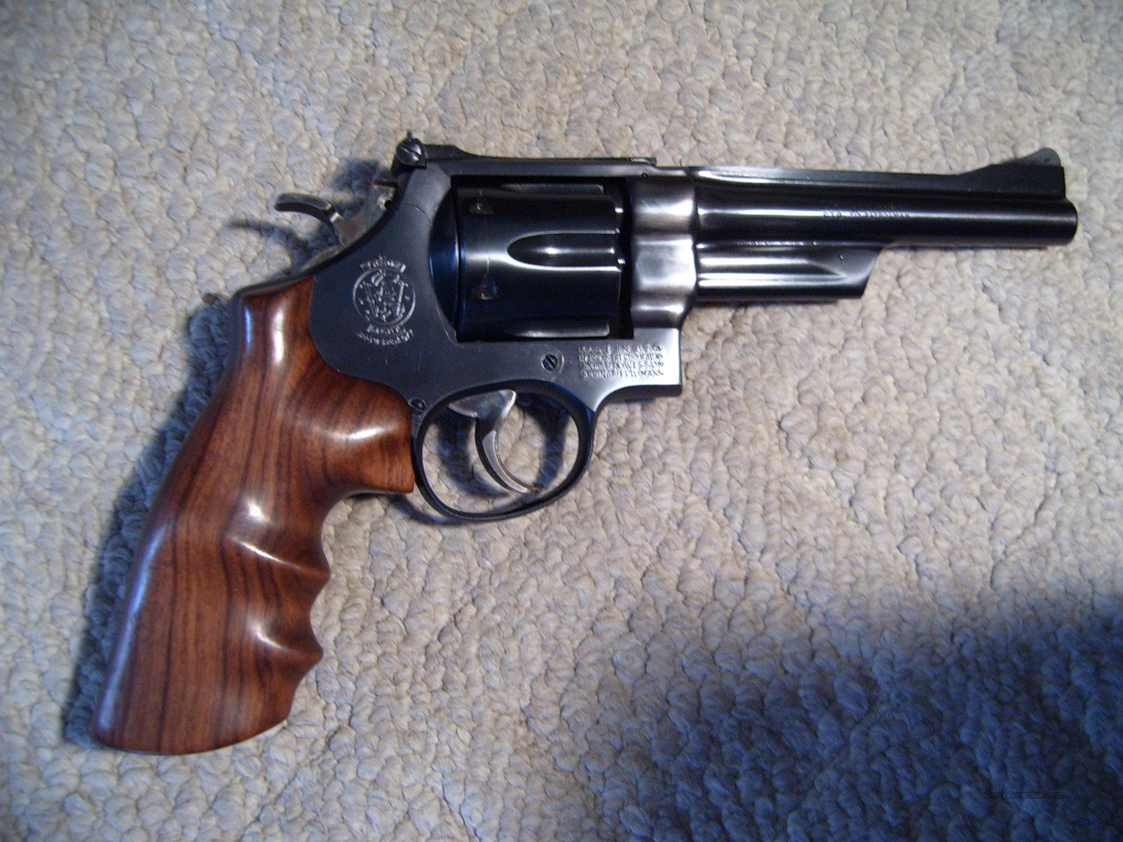 SMITH AND WESSON  MODEL 28 RARE FACTORY   Guns > Pistols > Smith & Wesson Revolvers > Full Frame Revolver