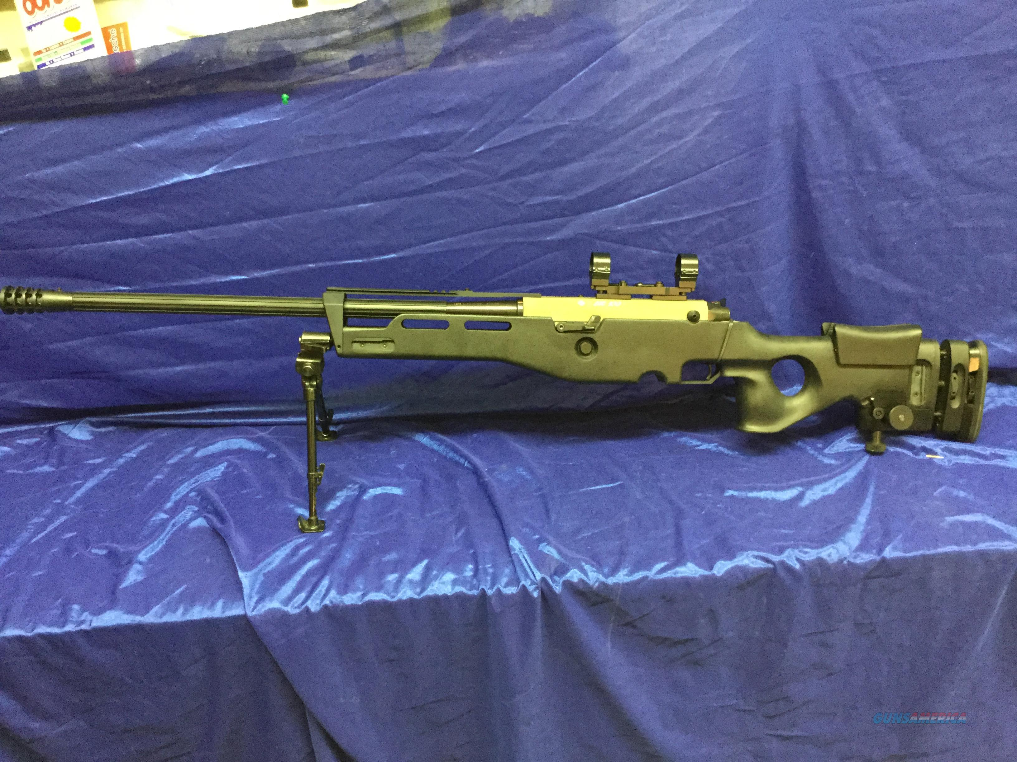 ERMA SR100 .338 LAPUA & 300 Win Mag  Guns > Rifles > Tactical/Sniper Rifles