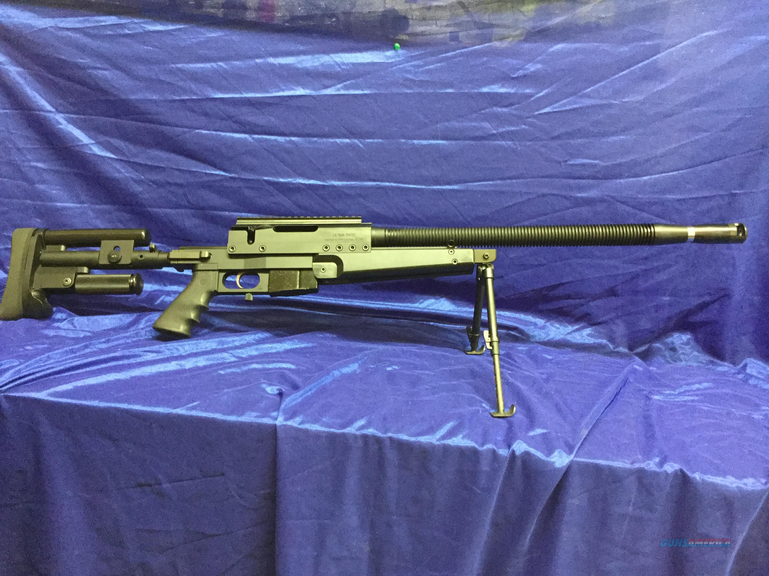 PGM Ultimate Ratio Imported by FN  Guns > Rifles > Tactical/Sniper Rifles