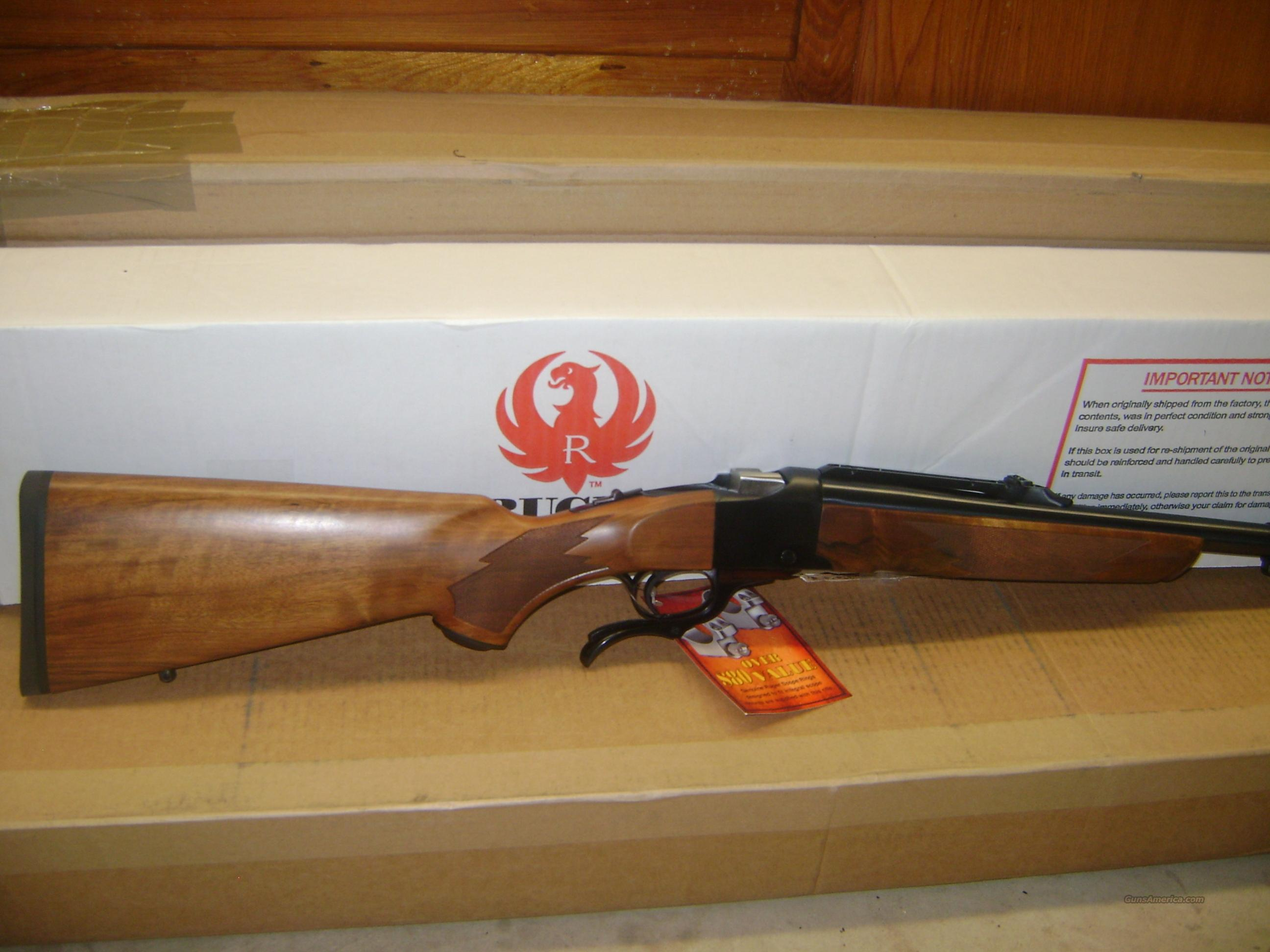 Ruger No. 1H - 405 Win.  Guns > Rifles > Ruger Rifles > #1 Type