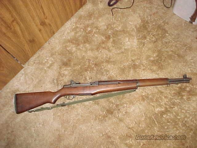 M1 Garand Springfield WW Two  Guns > Rifles > Military Misc. Rifles US > M1 Garand
