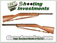 High Standard Sport King Carbine A-102 22  Guns > Rifles > High Standard Rifles