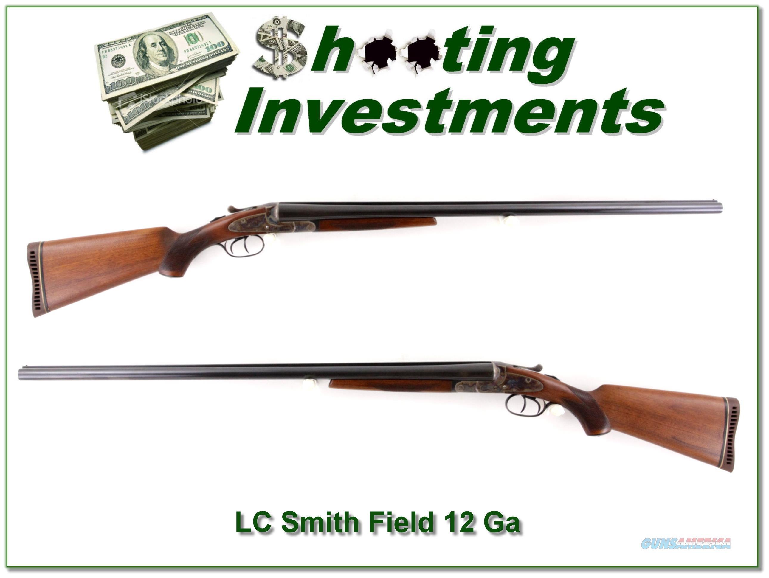 LC Smith Field 12 Ga 1947  Guns > Shotguns > L.C. Smith Shotguns