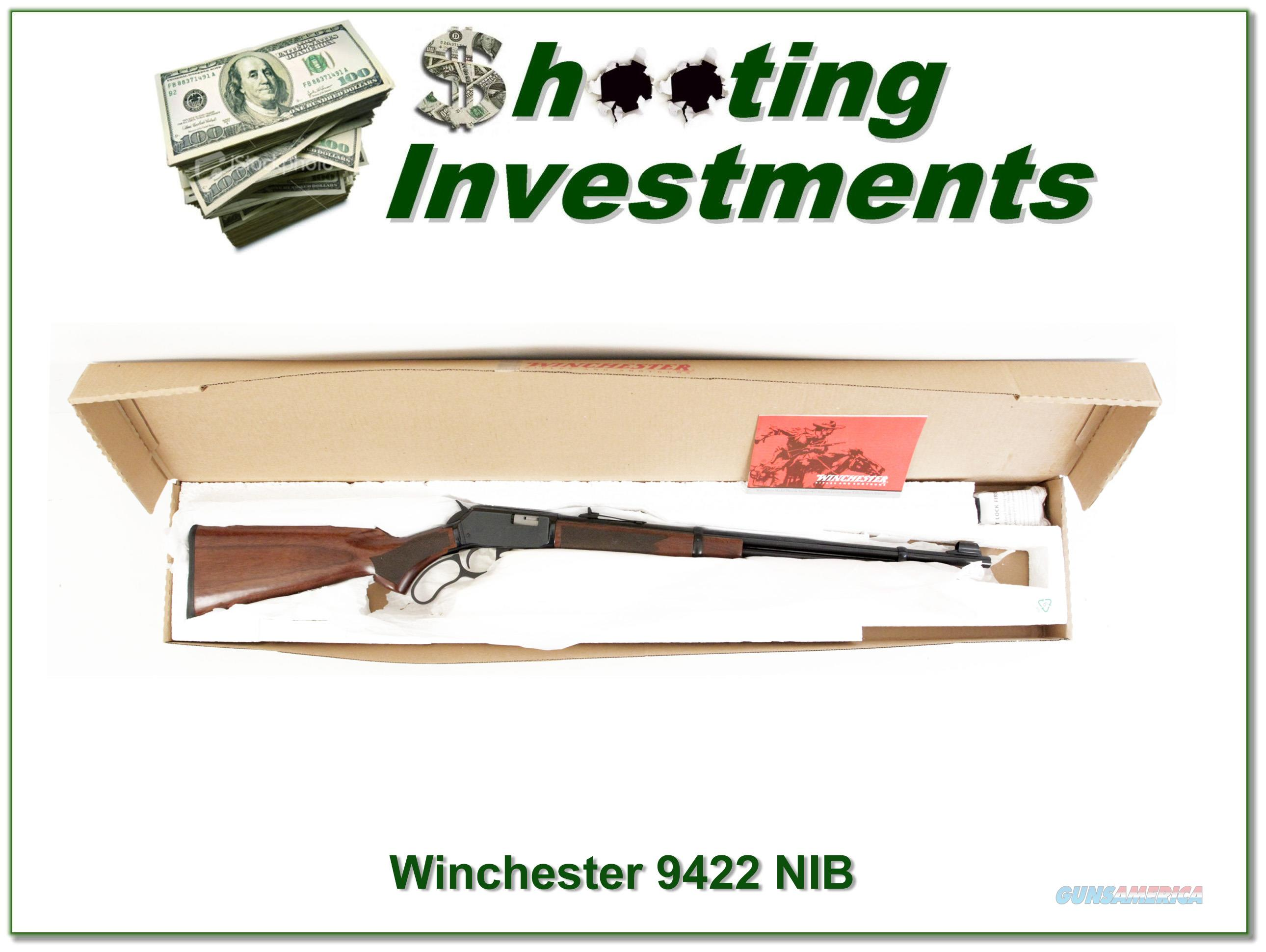 Winchester Legacy Final Tribute 9422 ANIB!  Guns > Rifles > Winchester Rifles - Modern Lever > Other Lever > Post-64